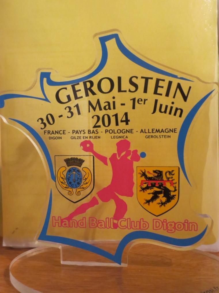 Trophée souvenir Geroltein.