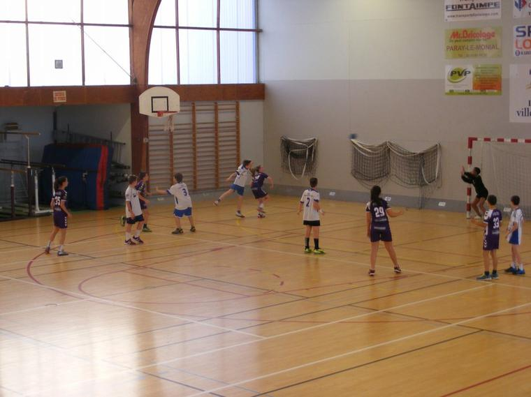 Match des -14 ans face à Chalon