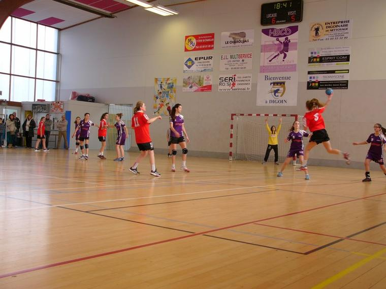 Week-end mitigé pour les Handballeurs