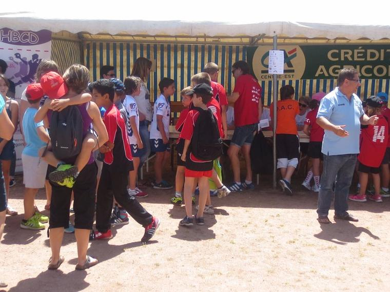 Mini-stade départemental / samedi 13 juin 2015.