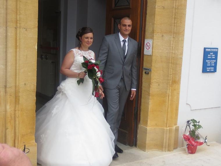 Mariage Elodie et Pierre Yves Lesbre du samedi 20 juin 2015.
