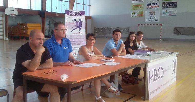 Assemblé Générale du HBCD - 12/07/16 à 19h / Gymnase Municipal