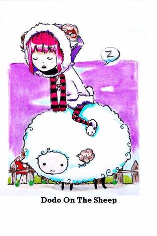 Dessines moi un mouton. [Fait le 12.06.11] T'en penses quoi ?