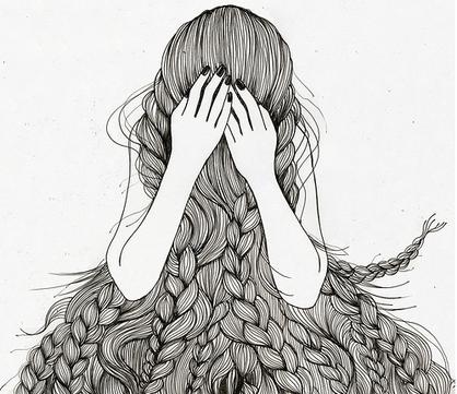 *J'ai l'impression que si je te perds un instant, je te perds pour toujours.*
