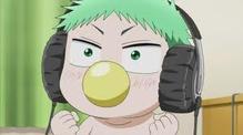 Belzebub ! un mignon bébé mais avec un gros caractère spécial ! o.O