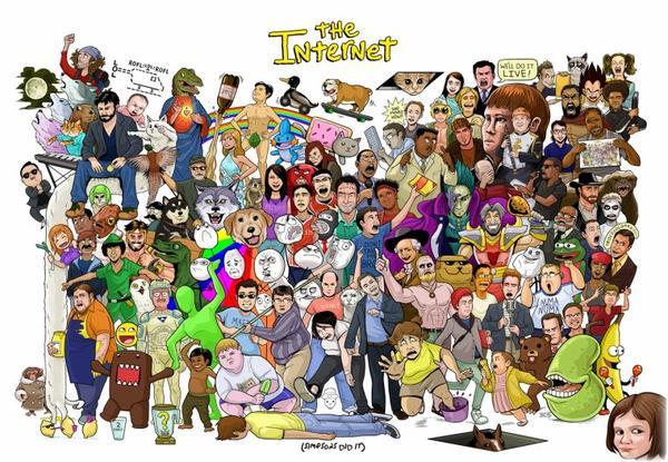 Geek : Internet Class !