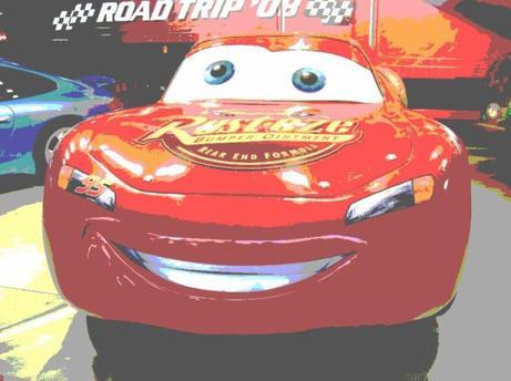 CARS (Mondiale de l'automobiles 2008)