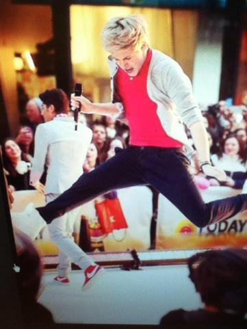 Le saut de Niall