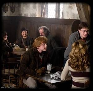 Slytherin, Gryffindor, Ravenclaw and Hufflepuff.