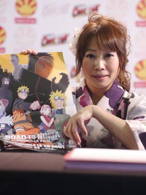 NARUTO: Entretien/Interview Masashi KIshimoto Shonen Jump !