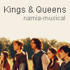 The Kings and Queens of Narnia