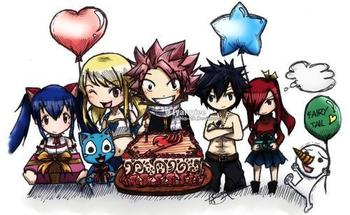 Fairy Tail capitulo especial