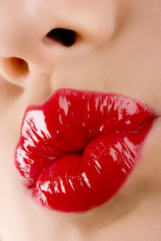 Avoir un rouge a lèvre parfait :