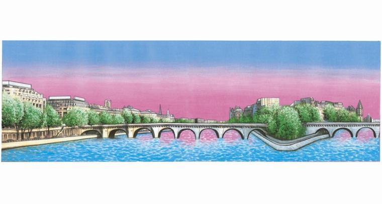 Cheri Samba ( Pont-neuf Paris)