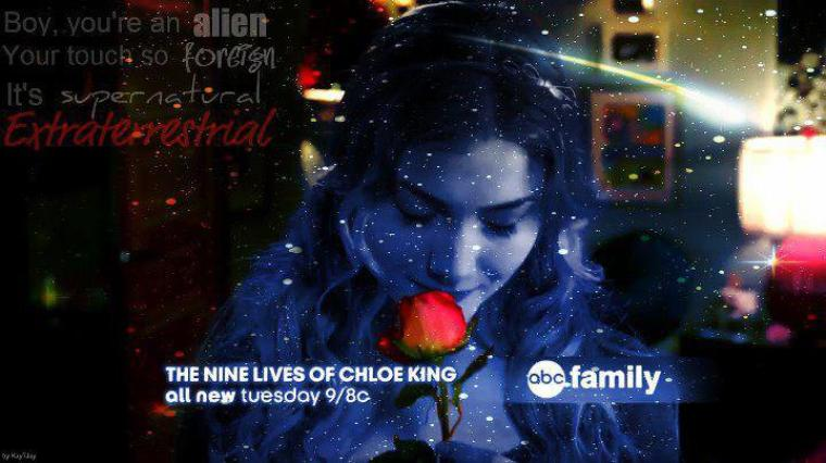 NINE LIVES OF CHLOE KING FAN FICTION LINKS & PICS http://chloekingsource.skyrock.com