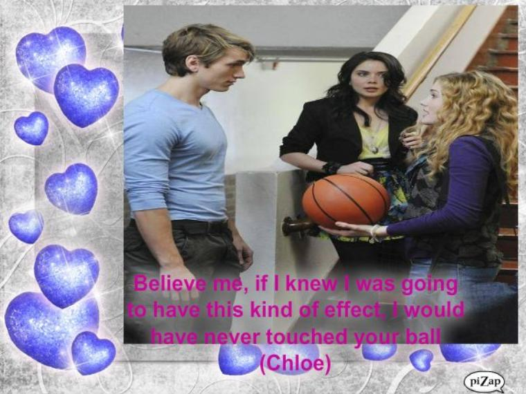 NINE LIVES OF CHLOE KING FAV QUOTES (FanArt by Vanessa)