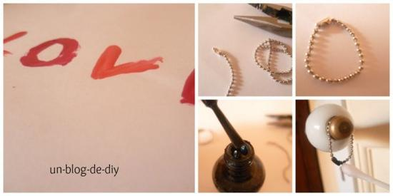 DIY : créer de jolies bagues sois même !