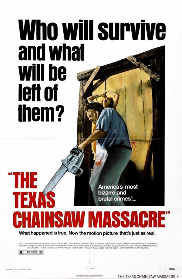 Leatherface and his family welcome you to Texas