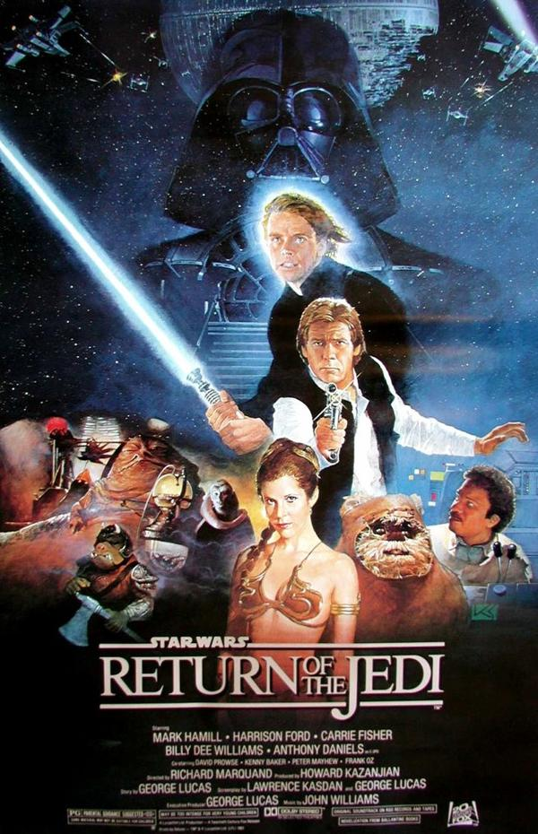 Star Wars episode VI : Return of the jedi