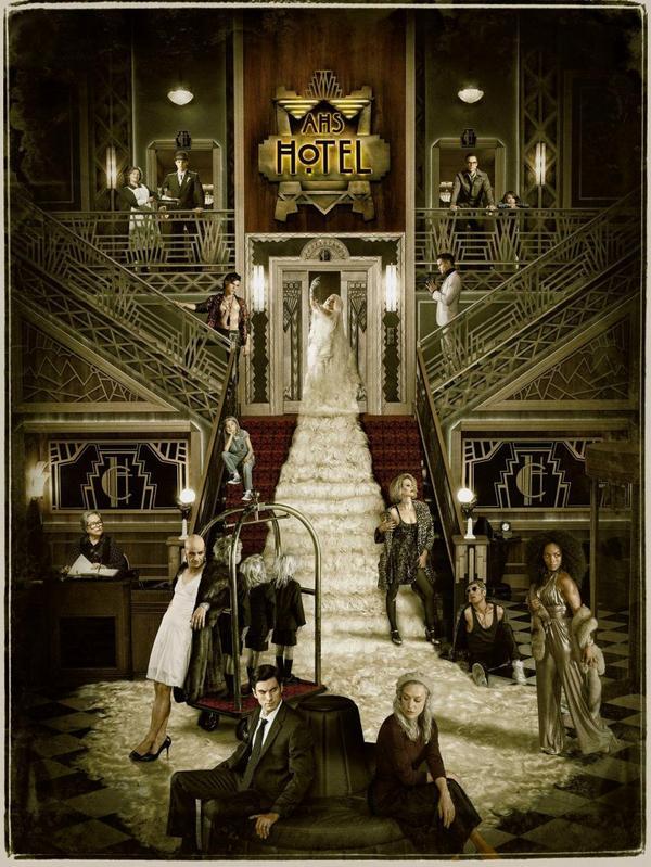 American horror story : Hotel