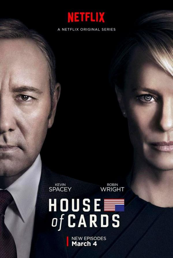 « One Nation, Underwood » (House of cards 4)