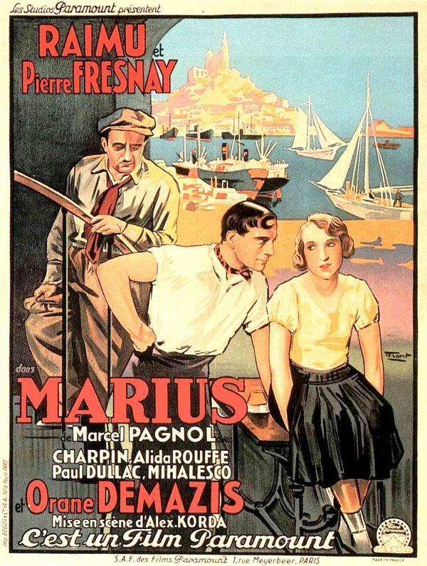 Marius, Fanny et César : bienvenue chez Pagnol