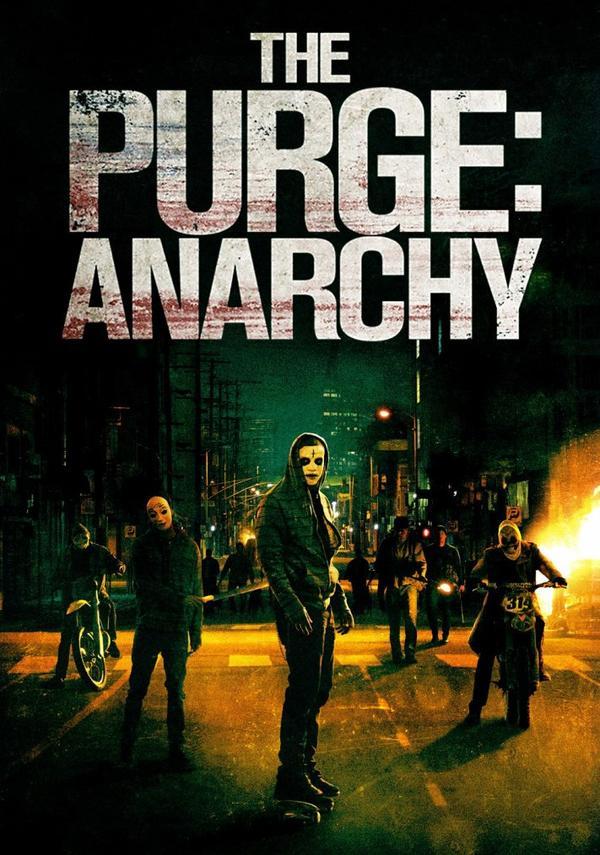 The Purge : an american nightmare