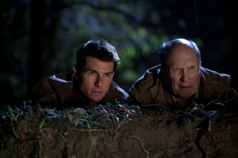 Jack Reacher (the first film)