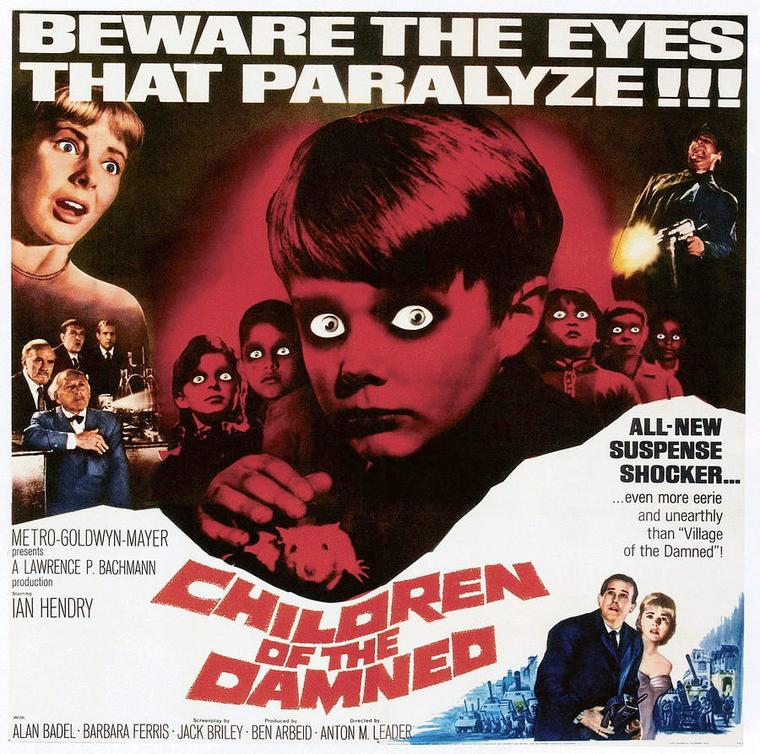 Village and children of the damned