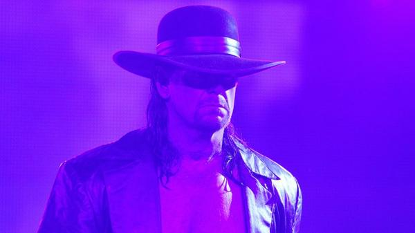 The Undertaker : 25th match at Wrestlamania