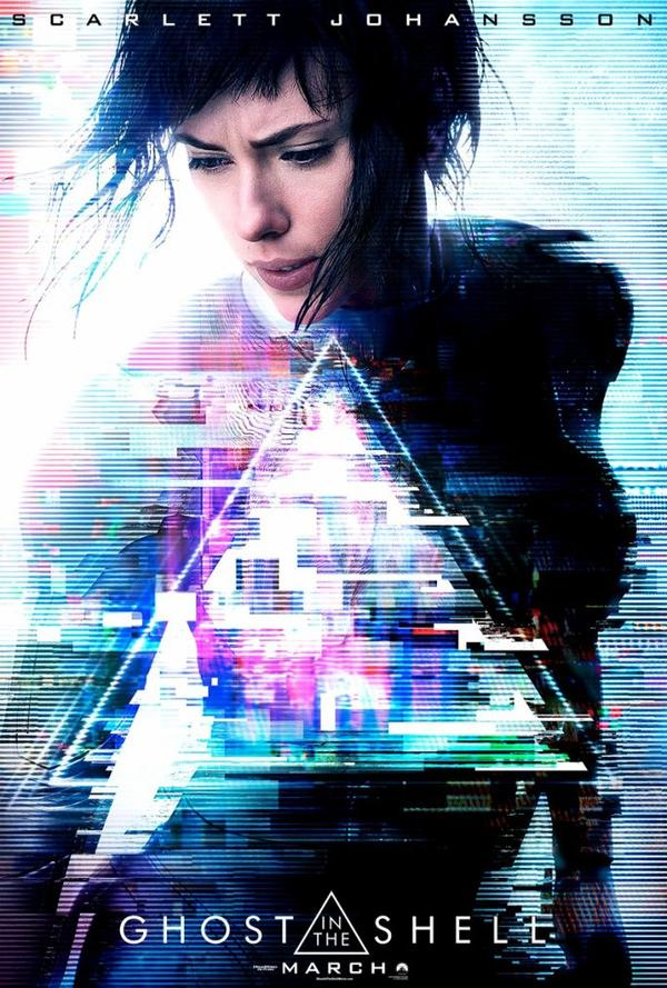 Ghost in the shell : the american movie