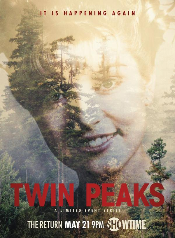 Twin Peaks : new fire