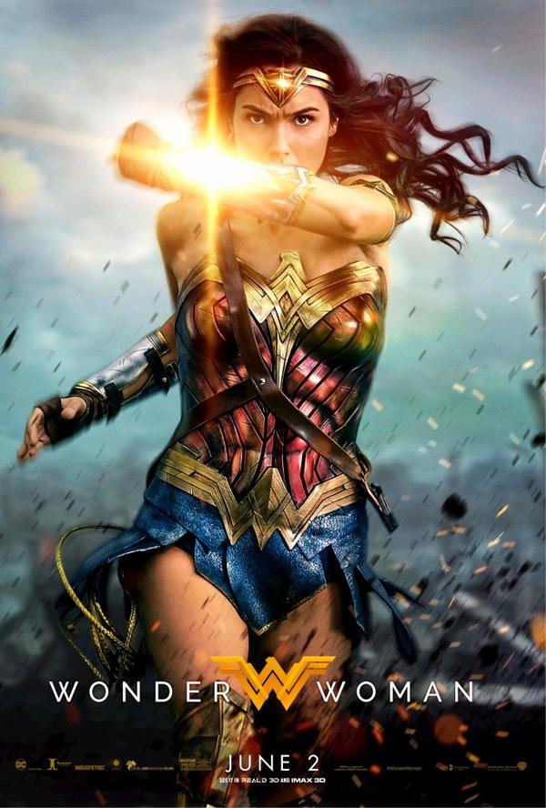 Wonder Woman, the movie