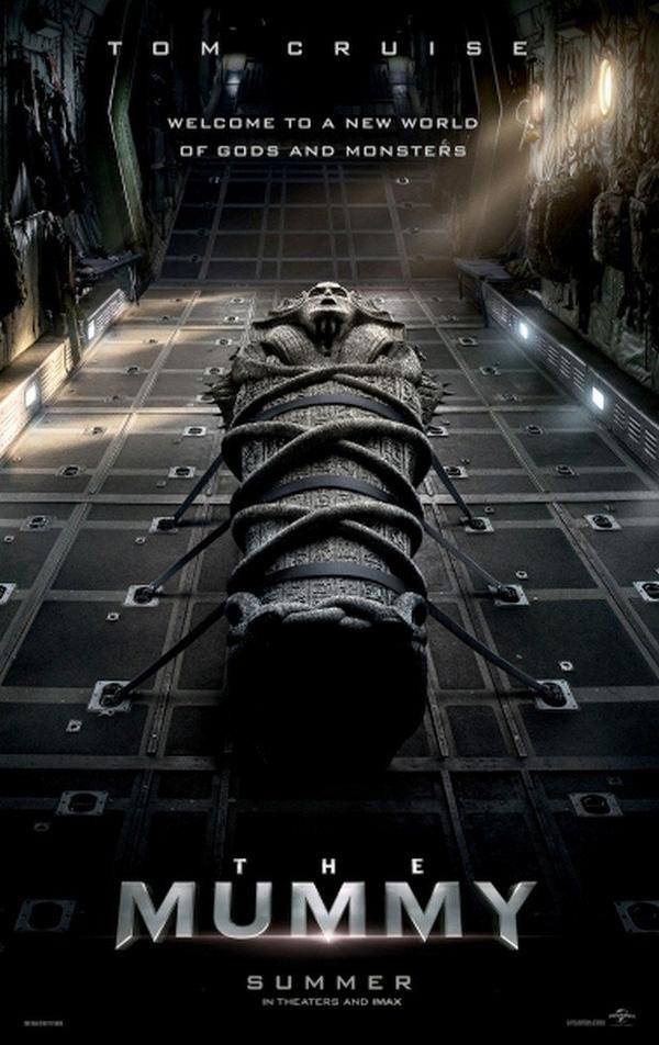 The mummy : Tom Cruise opens the Dark Universe