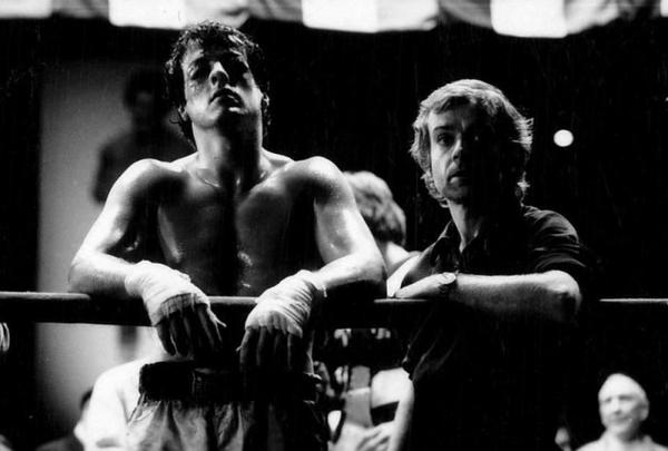 Rocky lost his first director