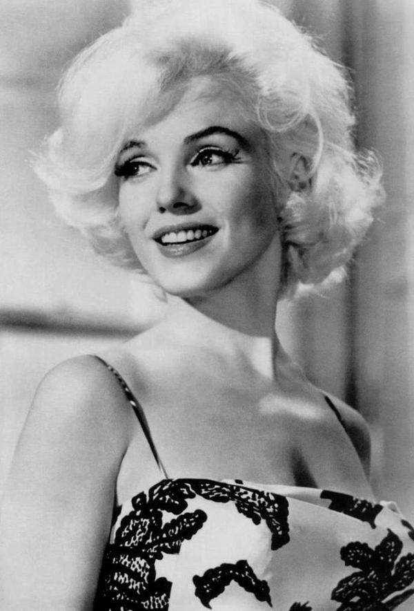 Something on Marilyn