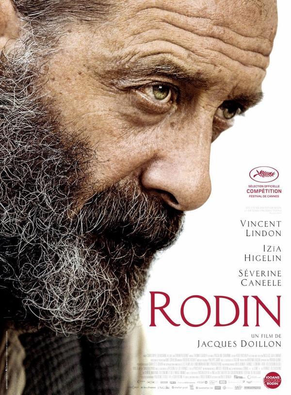 Vincent Lindon est Auguste Rodin