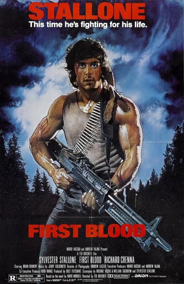 Rambo : the four bloods
