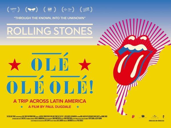 Olé Olé Olé ! A trip across Latin America
