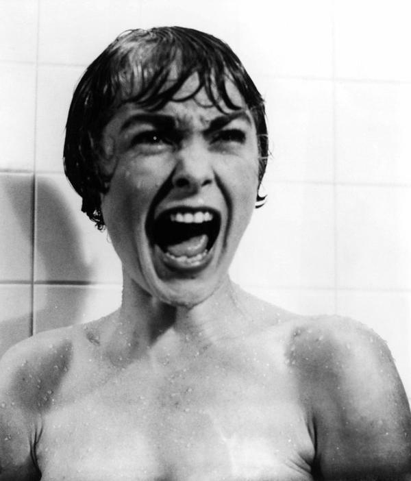 When I saw again Norman Bates