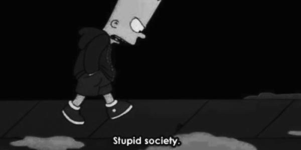 società di merda .