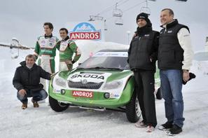 Trophée Andros Electrique