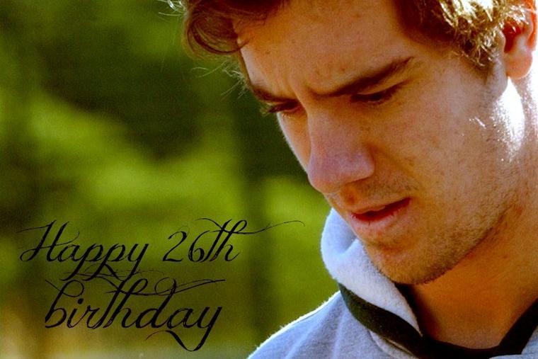 Joyeux anniversaire Richard !