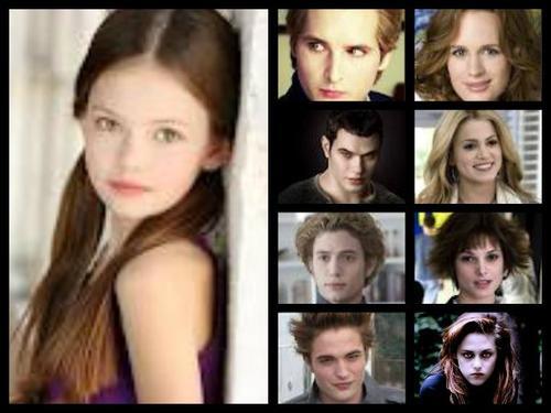 Les Cullens  =)