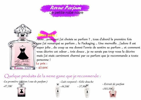 Revue Parfum ..