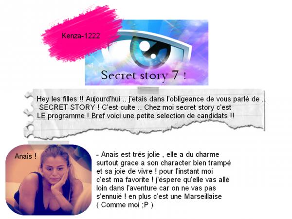 Secret Story  ❤ ❤