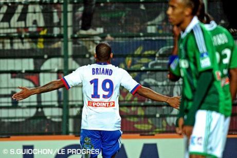8eme de Finale Coupe de la Ligue : Saint Etienne 1-2 LYON