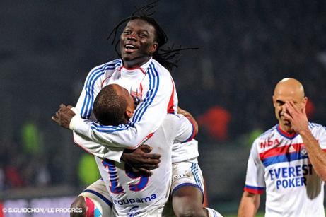 LYON 2-0 Saint Etienne !!