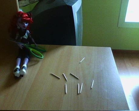Tuto Crayons Monster High