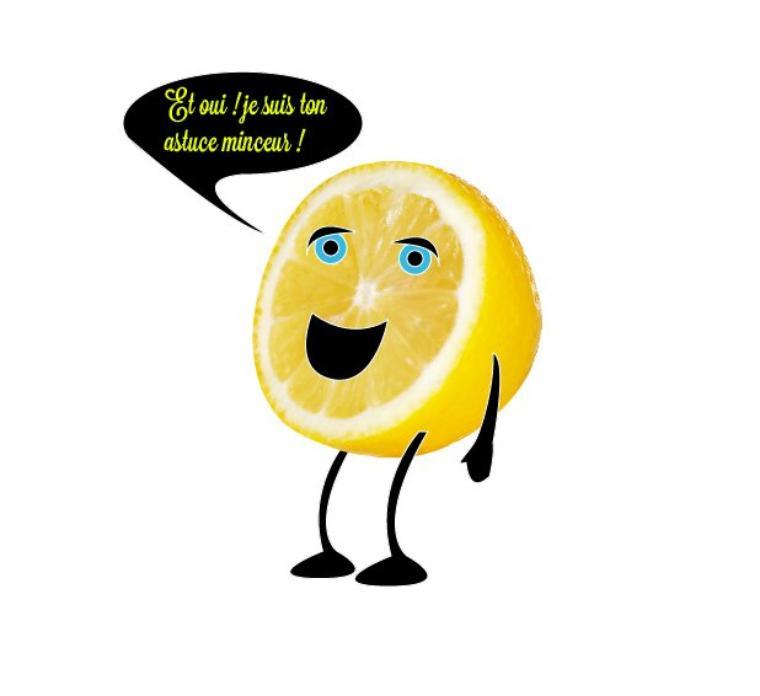 Le citron, un bienfait pour notre ligne